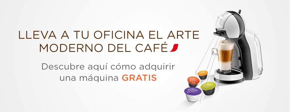 Dolce Gusto Oficinas